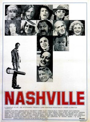 Nashville movie poster (1975) poster MOV_61a789b4