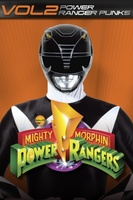 Mighty Morphin' Power Rangers movie poster (1993) picture MOV_61aa4af3