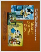 Mickey's Christmas Carol movie poster (1983) picture MOV_61b15dc9
