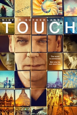 Touch movie poster (2012) poster MOV_61b3adf3