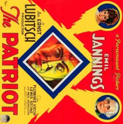 The Patriot movie poster (1928) poster MOV_61ba3a3a