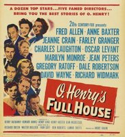 O. Henry's Full House movie poster (1952) picture MOV_61bb4cd9