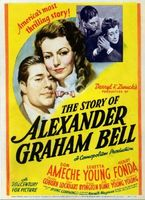 The Story of Alexander Graham Bell movie poster (1939) picture MOV_61bfd7bf