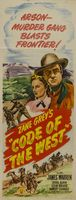 Code of the West movie poster (1947) picture MOV_61c06e3d