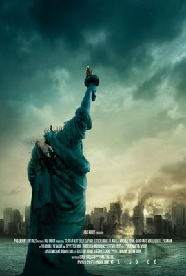 Cloverfield movie poster (2008) poster MOV_61c5ce41