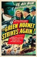 The Green Hornet Strikes Again! movie poster (1941) picture MOV_61caa520
