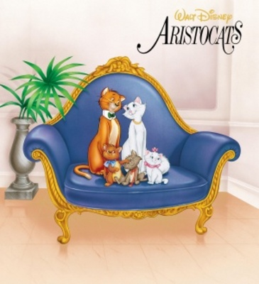 The Aristocats movie poster (1970) poster MOV_61cfe7b3