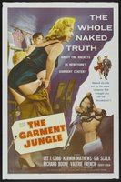 The Garment Jungle movie poster (1957) picture MOV_61d43079