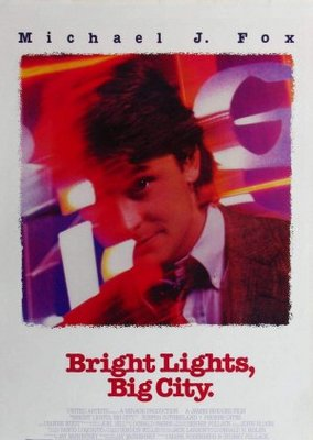 Bright Lights, Big City movie poster (1988) poster MOV_61e3f97a