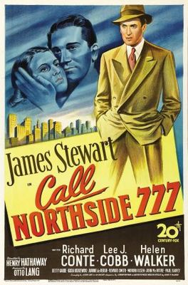 Call Northside 777 movie poster (1948) poster MOV_61ebeeb5
