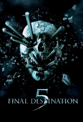 Final Destination 5 movie poster (2011) poster MOV_61ee7880