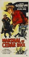 Marshal of Cedar Rock movie poster (1953) picture MOV_61f1e6a0