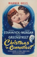 Christmas in Connecticut movie poster (1945) picture MOV_ddaee7b0