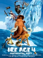 Ice Age: Continental Drift movie poster (2012) picture MOV_61f35e30