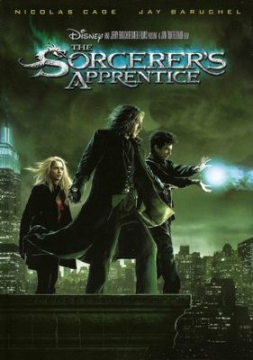 The Sorcerer's Apprentice movie poster (2010) poster MOV_61f851b0