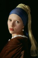 Girl with a Pearl Earring movie poster (2003) picture MOV_61fd48bd