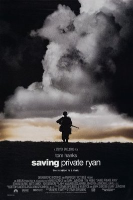 Saving Private Ryan movie poster (1998) poster MOV_61fe89d5