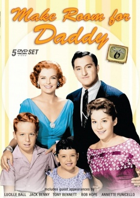 Make Room for Daddy movie poster (1965) poster MOV_620c1a2d