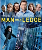 Man on a Ledge movie poster (2012) picture MOV_14b5f9a0
