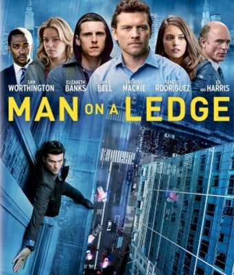 Man on a Ledge movie poster (2012) poster MOV_62100e9c