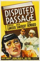 Disputed Passage movie poster (1939) picture MOV_621a9563