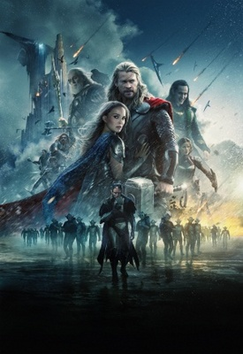 Thor: The Dark World movie poster (2013) poster MOV_621fb51e