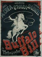 Buffalo Bill movie poster (1944) picture MOV_62212391