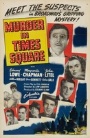 Murder in Times Square movie poster (1943) picture MOV_62215153