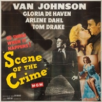 Scene of the Crime movie poster (1949) picture MOV_62271d89