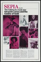 Cleopatra Jones and the Casino of Gold movie poster (1975) picture MOV_62298f49