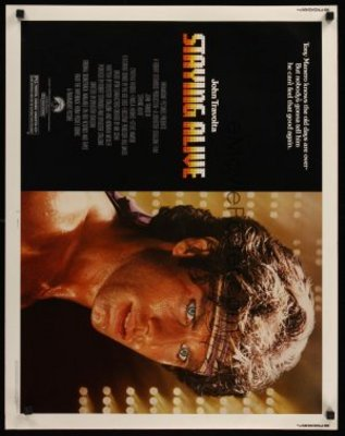 Staying Alive movie poster (1983) poster MOV_622d680c