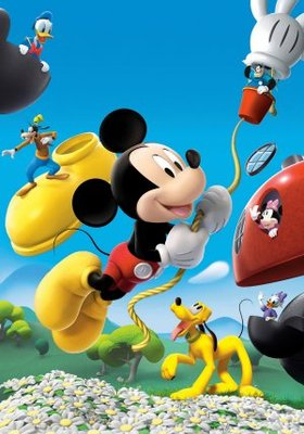 Mickey's Great Clubhouse Hunt movie poster (2007) poster MOV_62308273