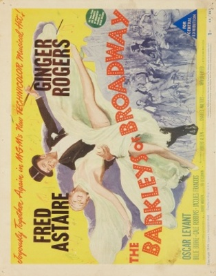 The Barkleys of Broadway movie poster (1949) poster MOV_6234a790