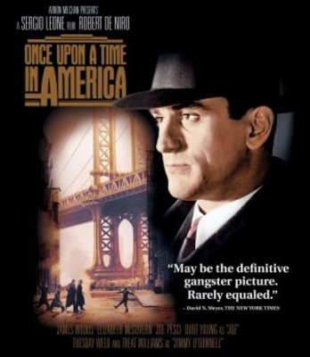 Once Upon a Time in America movie poster (1984) poster MOV_6234b650