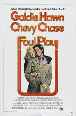 Foul Play movie poster (1978) poster MOV_623f4ff3