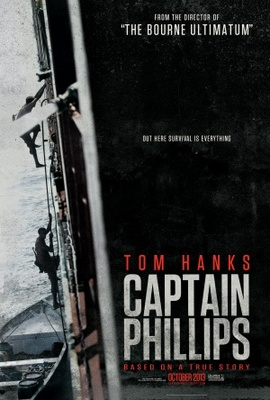 Captain Phillips movie poster (2013) poster MOV_623f9d7a