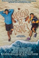 Weekend at Bernie's movie poster (1989) picture MOV_6240d4b3