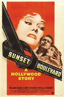 Sunset Blvd. movie poster (1950) picture MOV_6248bb9d
