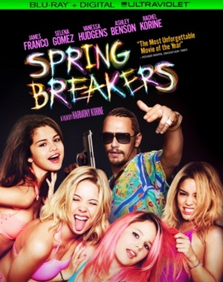Spring Breakers movie poster (2013) poster MOV_624b9202