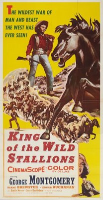 King of the Wild Stallions movie poster (1959) poster MOV_624d4e29