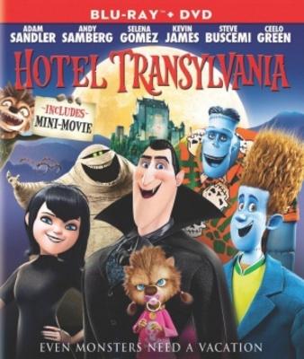 Hotel Transylvania movie poster (2012) poster MOV_624fd07a