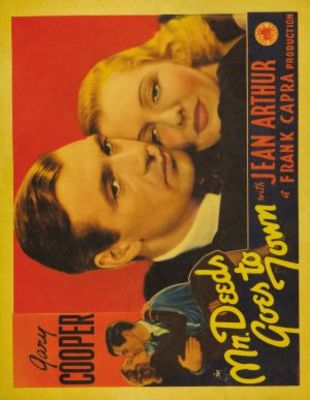 Mr. Deeds Goes to Town movie poster (1936) poster MOV_625b99bb