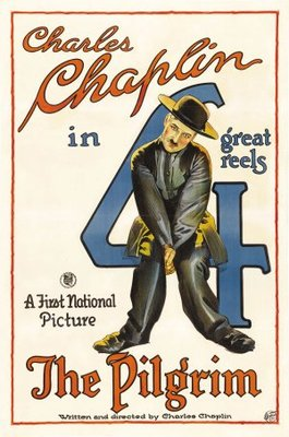 The Pilgrim movie poster (1923) poster MOV_625bf826