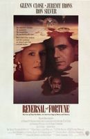 Reversal of Fortune movie poster (1990) picture MOV_625c4d16