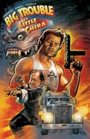 Big Trouble In Little China movie poster (1986) picture MOV_625d6e49