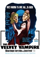 The Velvet Vampire movie poster (1971) picture MOV_626759da