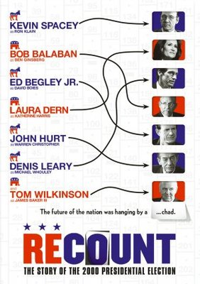 Recount movie poster (2008) poster MOV_6269a13b