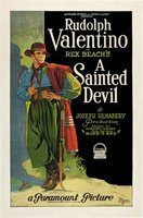 A Sainted Devil movie poster (1924) picture MOV_6269f707