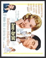 Sunday in New York movie poster (1963) picture MOV_626c4a77