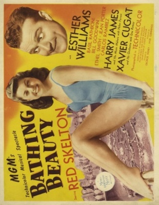 Bathing Beauty movie poster (1944) poster MOV_6273d43a